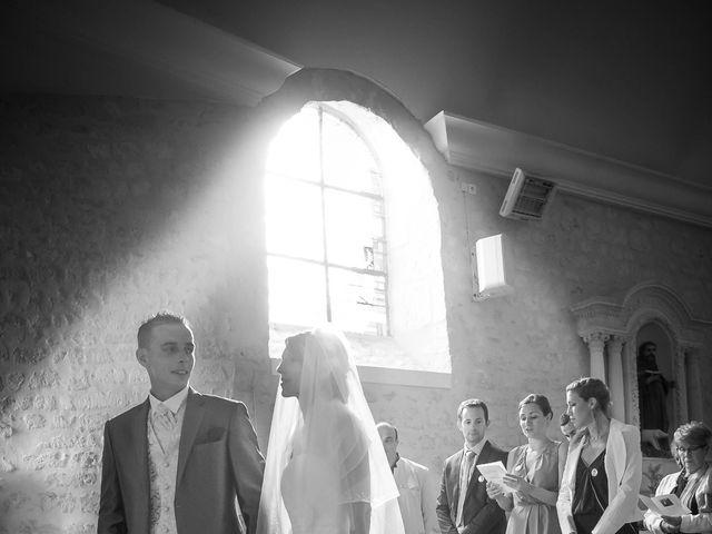 Le mariage de Alexandre et Morgane à Quinçay, Vienne 9