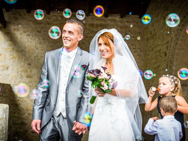Le mariage de Alexandre et Morgane à Quinçay, Vienne 2