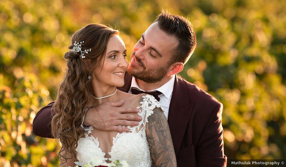 Le mariage de Maxime et Vanessa à Marseillan, Hérault