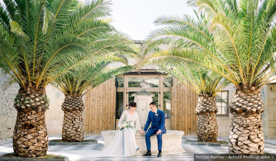 Le mariage de Sébastien et Marie-Sophie à Moulon, Gironde