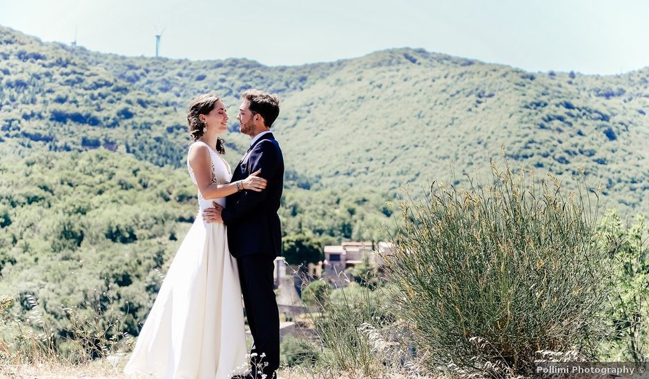 Le mariage de Julien et Laura à Lodève, Hérault