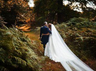 Le mariage de Kim et Cyrille