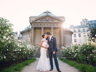 Le mariage de Cindy et Alex