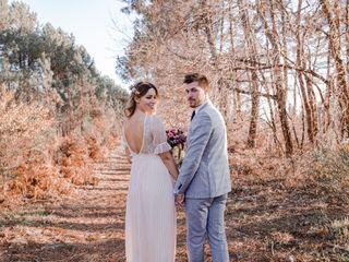 Le mariage de Anaelle et David
