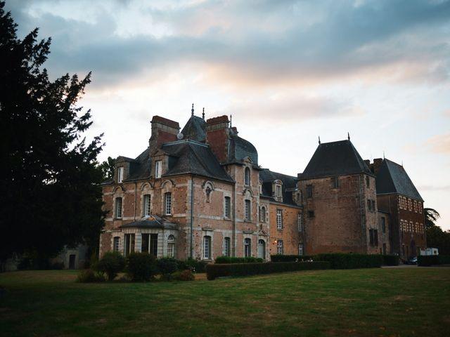 Le mariage de Cyrille et Kim à Avessac, Loire Atlantique 1