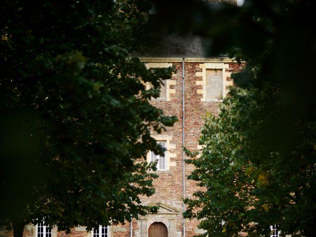 Le mariage de Cyrille et Kim à Avessac, Loire Atlantique 3