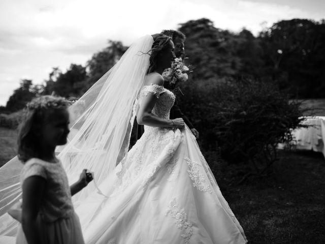 Le mariage de Cyrille et Kim à Avessac, Loire Atlantique 33