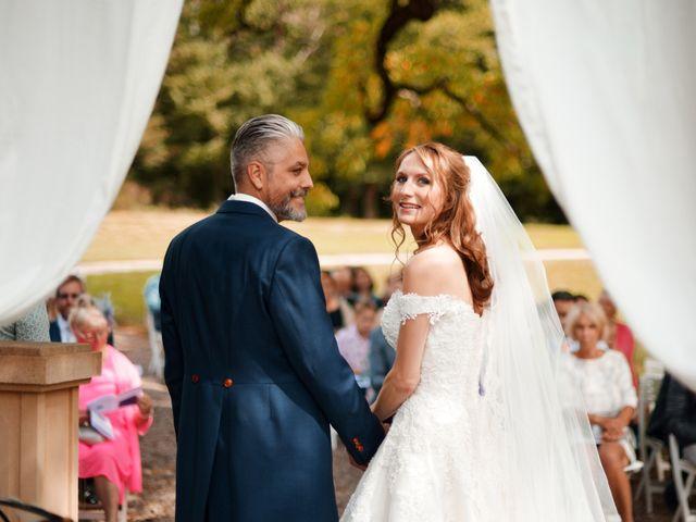 Le mariage de Cyrille et Kim à Avessac, Loire Atlantique 46