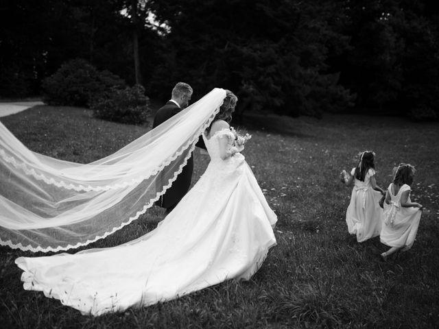 Le mariage de Cyrille et Kim à Avessac, Loire Atlantique 51