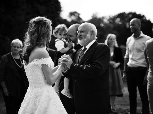 Le mariage de Cyrille et Kim à Avessac, Loire Atlantique 72