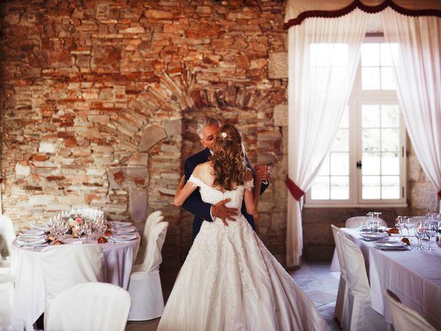 Le mariage de Cyrille et Kim à Avessac, Loire Atlantique 95