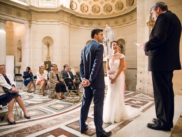 Le mariage de Alex et Cindy à Paris, Paris 11