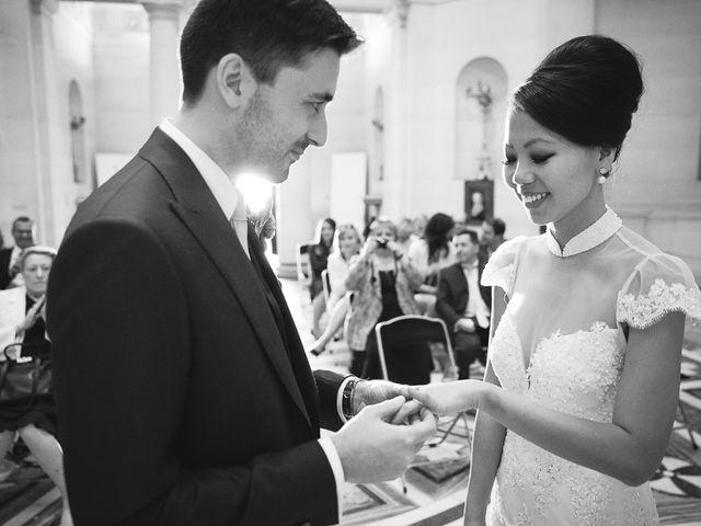 Le mariage de Alex et Cindy à Paris, Paris 16