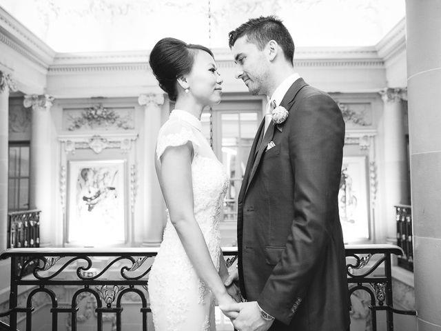 Le mariage de Alex et Cindy à Paris, Paris 17