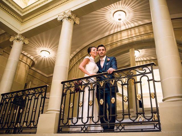 Le mariage de Alex et Cindy à Paris, Paris 1