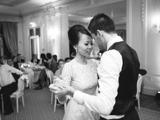 Le mariage de Alex et Cindy à Paris, Paris 23