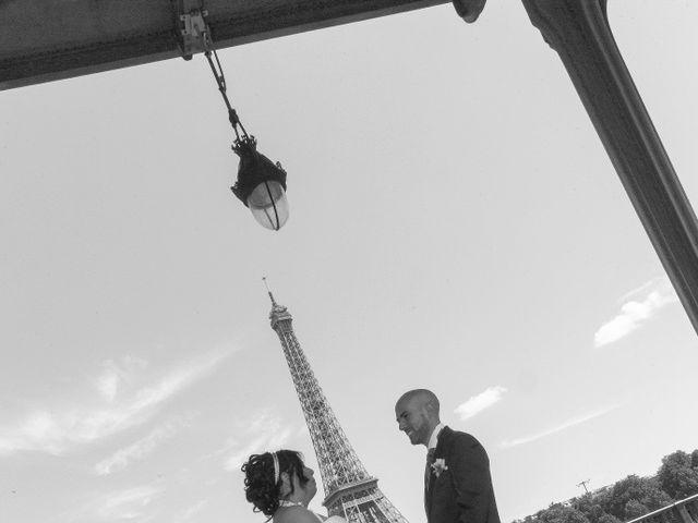Le mariage de Eddy et Valentine à Gometz-le-Châtel, Essonne 16