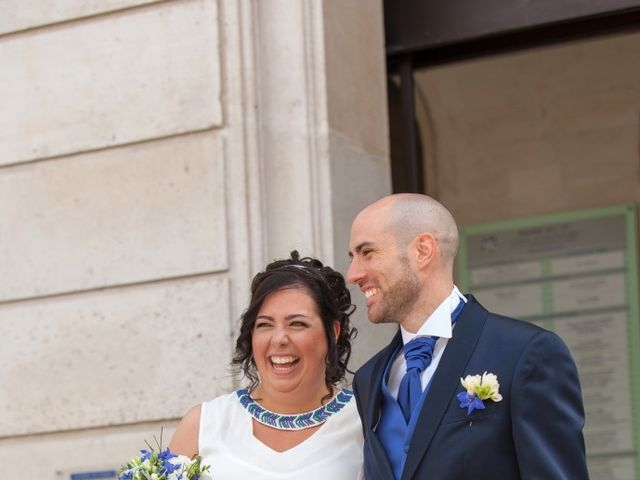 Le mariage de Eddy et Valentine à Gometz-le-Châtel, Essonne 21