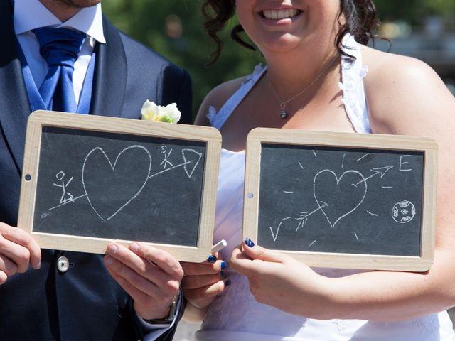 Le mariage de Eddy et Valentine à Gometz-le-Châtel, Essonne 17