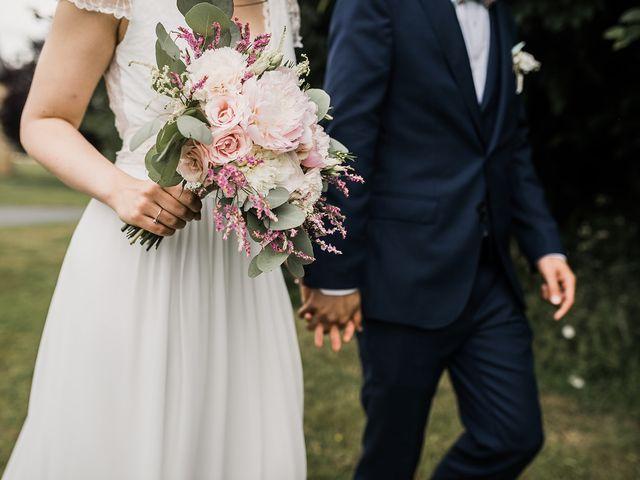 Le mariage de Maxime et Marion à Segré, Maine et Loire 7