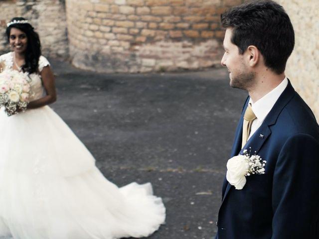 Le mariage de Sandrine et Anthony