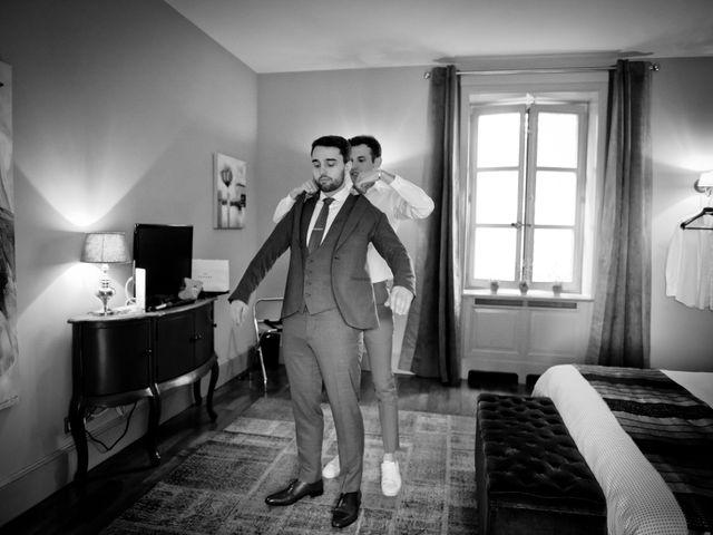 Le mariage de Bastien et Gaelle à Saint-Lager, Rhône 5