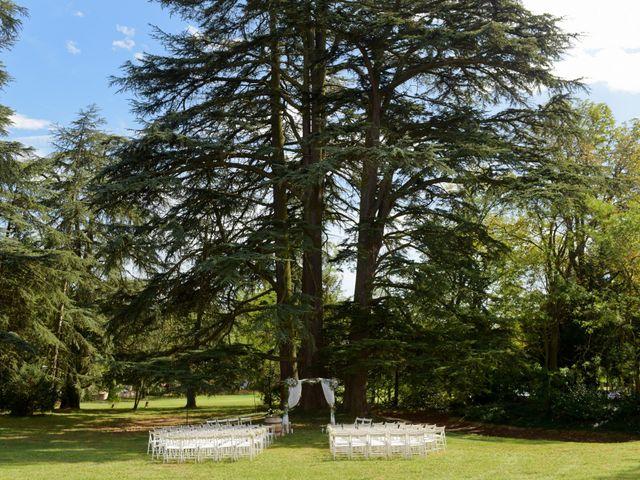 Le mariage de Bastien et Gaelle à Saint-Lager, Rhône 11
