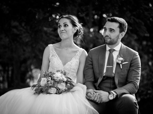 Le mariage de Bastien et Gaelle à Saint-Lager, Rhône 17