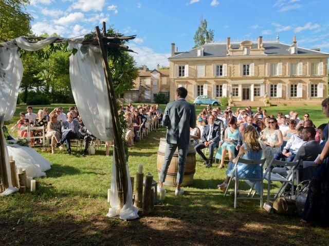 Le mariage de Bastien et Gaelle à Saint-Lager, Rhône 18