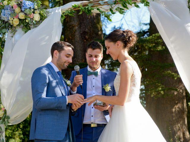 Le mariage de Bastien et Gaelle à Saint-Lager, Rhône 21