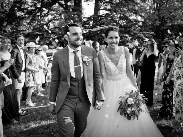 Le mariage de Bastien et Gaelle à Saint-Lager, Rhône 24