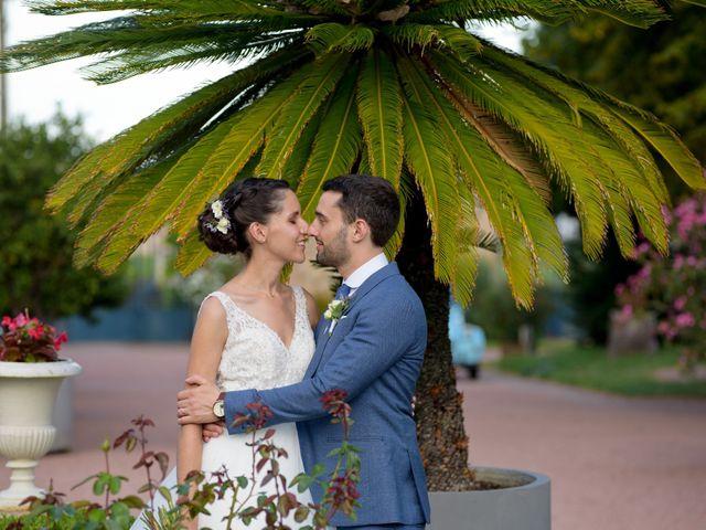Le mariage de Bastien et Gaelle à Saint-Lager, Rhône 28