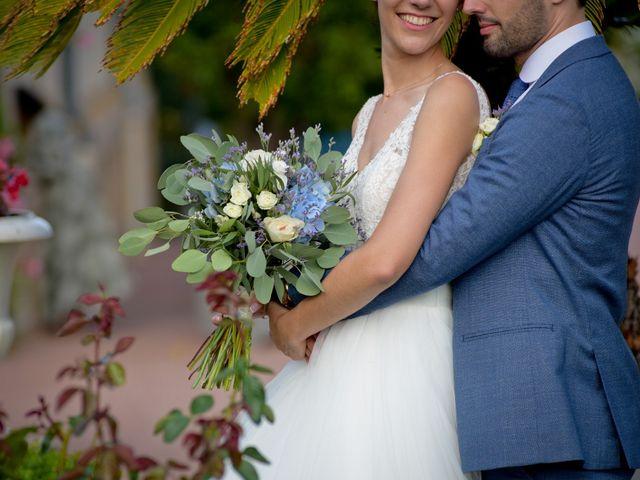 Le mariage de Bastien et Gaelle à Saint-Lager, Rhône 29