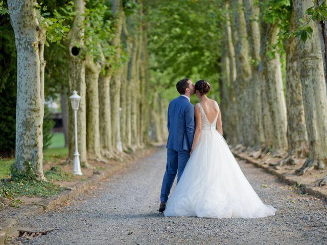 Le mariage de Bastien et Gaelle à Saint-Lager, Rhône 31