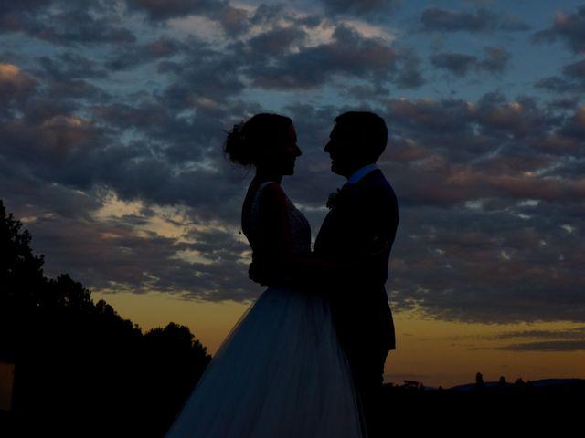 Le mariage de Bastien et Gaelle à Saint-Lager, Rhône 39