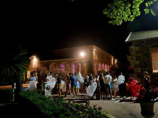 Le mariage de Bastien et Gaelle à Saint-Lager, Rhône 41