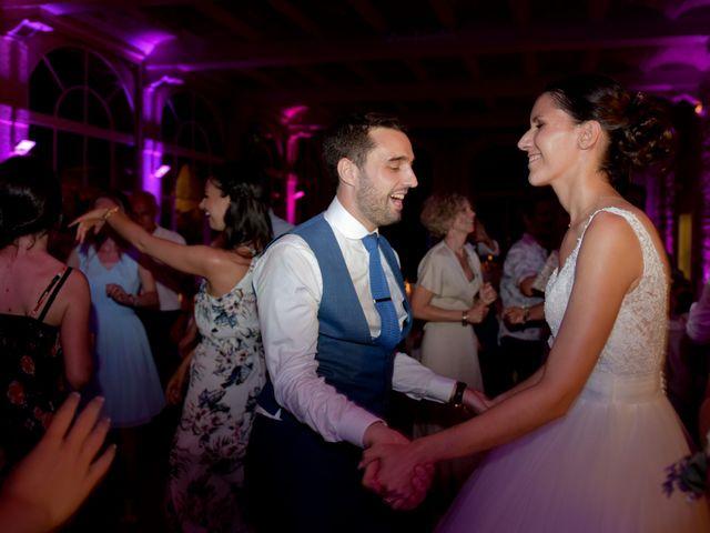Le mariage de Bastien et Gaelle à Saint-Lager, Rhône 44