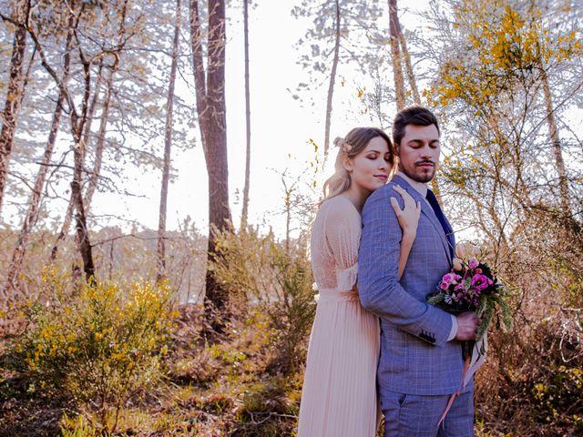 Le mariage de David et Anaelle à Arès, Gironde 13