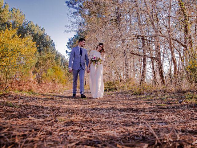 Le mariage de David et Anaelle à Arès, Gironde 16