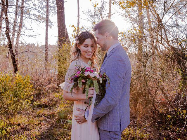 Le mariage de David et Anaelle à Arès, Gironde 17