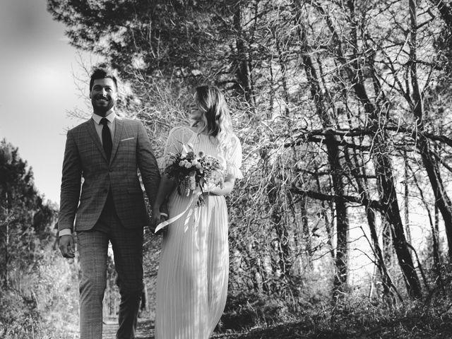 Le mariage de David et Anaelle à Arès, Gironde 20