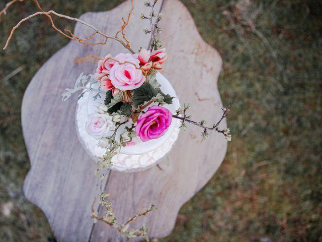 Le mariage de David et Anaelle à Arès, Gironde 35