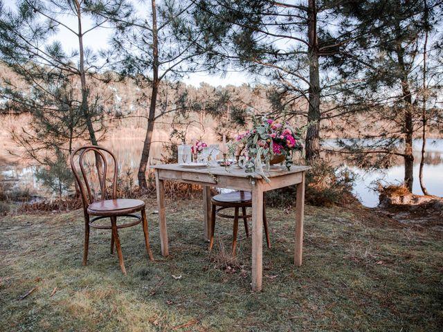 Le mariage de David et Anaelle à Arès, Gironde 41