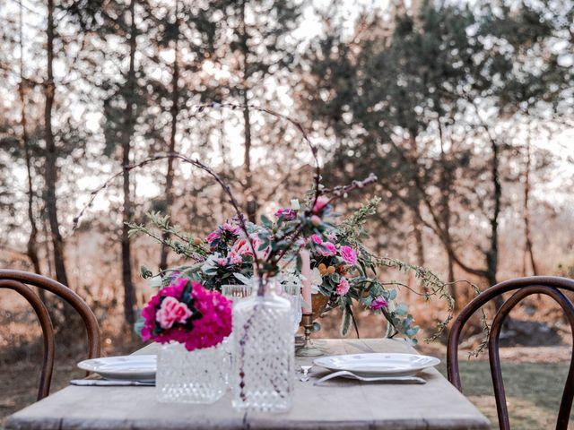 Le mariage de David et Anaelle à Arès, Gironde 44