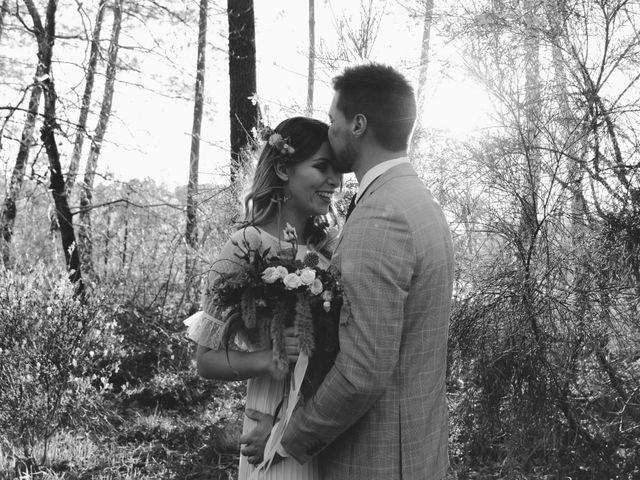 Le mariage de David et Anaelle à Arès, Gironde 47