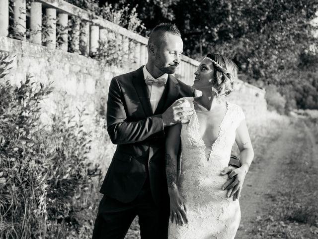 Le mariage de Julien et July à La Garde, Var 8