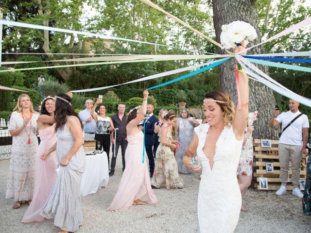 Le mariage de Julien et July à La Garde, Var 13