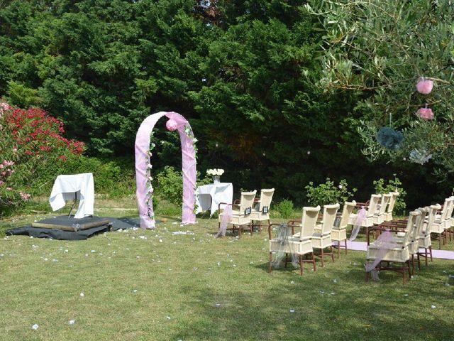 Le mariage de Florian  et Raphaelle à Trets, Bouches-du-Rhône 18