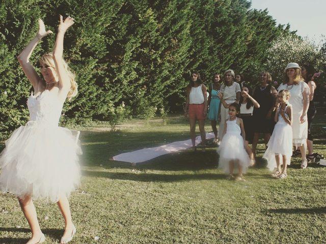Le mariage de Florian  et Raphaelle à Trets, Bouches-du-Rhône 31