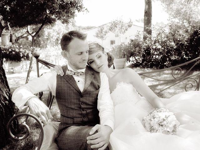 Le mariage de Olivier et Megane à Nîmes, Gard 10